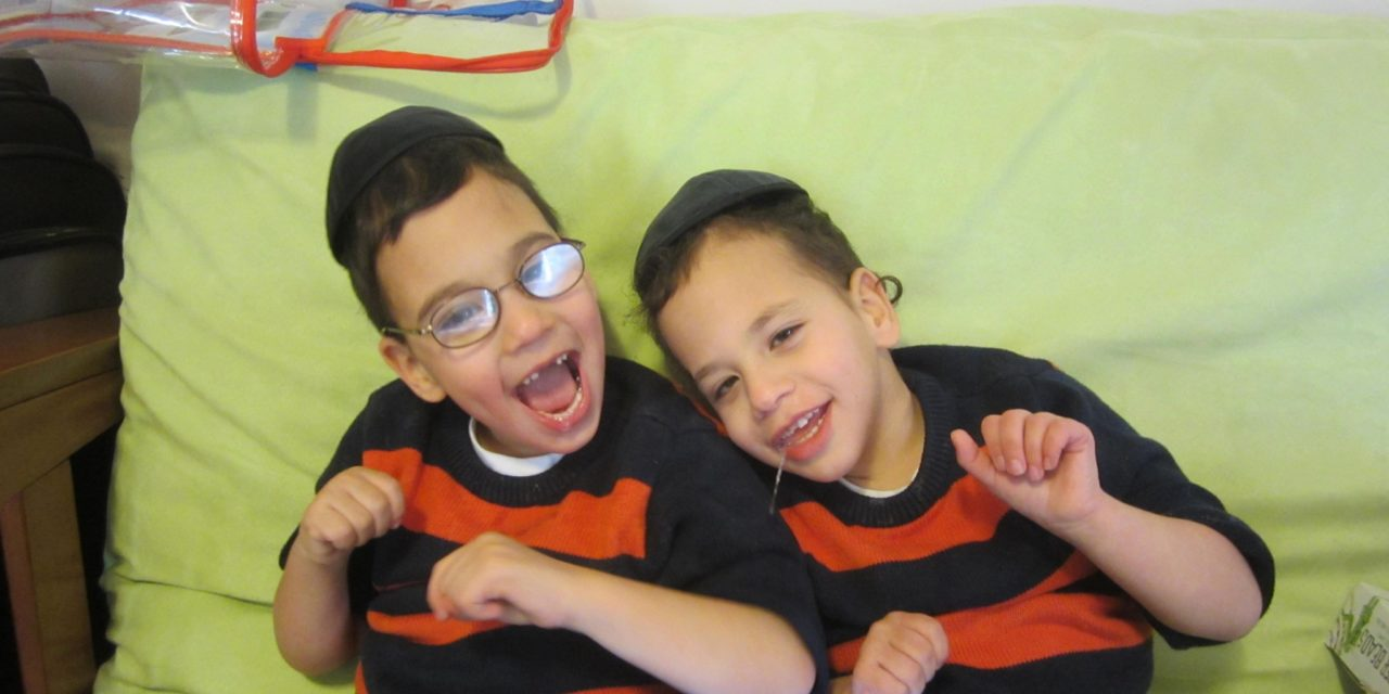 Family Invites Klal Yisrael to Kiddush After Successful Chesed Fund Campaign